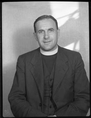 Reverend West, July 1947