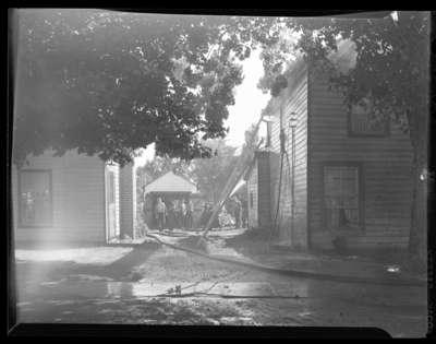 Shearer Fire, August 31, 1948