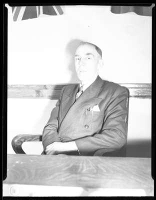 Wilmot Bain, 1948