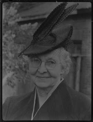 Mrs. J.J. O'Connor, 1947