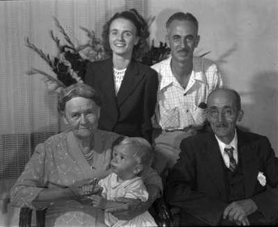 Harding Family (Image 2 of 2)