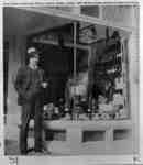 Herb Polson at Wilson Meat Market