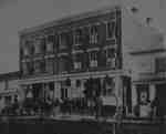 Robert Campbell and T.H. McMillan Stores at Perry Block