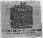 Royal Hotel Advertisement