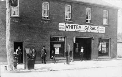 Whitby Garage