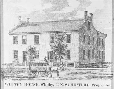Whitby House