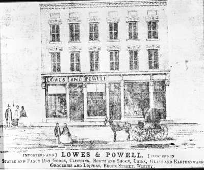 Lowes and Powell Store