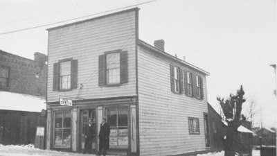 Quinton shoe store