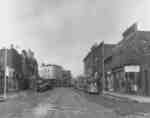 Brock Street looking north from Colborne Street