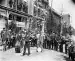 Cornet Band on Brock Street