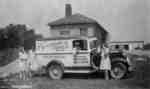 Patterson Jersey Milk Truck