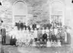 Ashburn School Class, c.1890