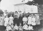 Class Photo, Ashburn School, c.1910