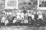 Class Photo, Ashburn School, 1922