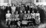 Class Photo, Ashburn School, 1938
