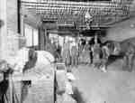 Andrew Kerr Blacksmith and Carriage Shop (Interior)