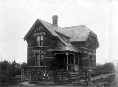 William Brash House, Ashburn, c.1890