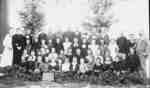 Class Photo, Myrtle School, 1893