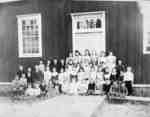 Class Photo, Myrtle School, c.1890