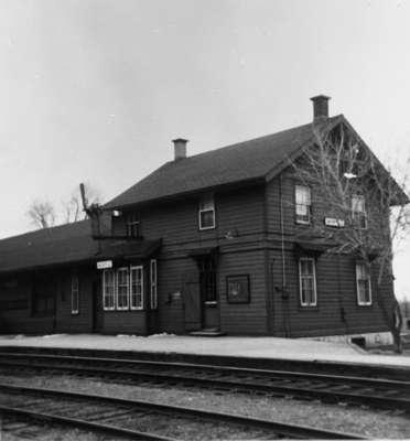 Myrtle Railway Station, April 11, 1966