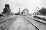 Railway Station and Grain Elevator looking east