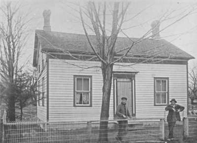 Fred McBrien House, c.1908