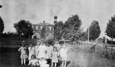 Patterson Family and Brooklin Public School
