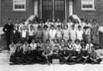 Brooklin Public and Continuation School Class, 1925
