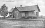 Brooklin Railway Station