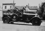 Packard V. 12 Fire Truck on Baldwin Street