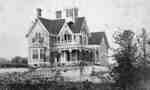 Residence of John Thomas, c.1870