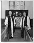 Archbishop Derwyn T. Owen and Rev. John C. Clough -- St. Thomas Anglican Church