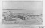 Dormitories for Prisoners during building of Ontario Hospital Whitby (later known as Whitby Psychiatric Hospital), 1913