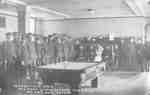 Recreation Room at Military Convalescent Hospital, 1918