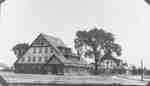 Nurses' Residences, Ontario Hospital Whitby, 1923