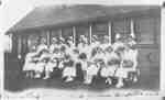 Graduating Class at School of Nursing, Ontario Hospital Whitby, 1926