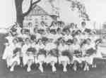 School of Nursing Graduates, Ontario Hospital Whitby, 1931