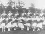 School of Nursing Graduates Ontario Hospital Whitby, 1935