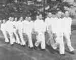Unidentified Male Nurses at Ontario Hospital Whitby, c.1938