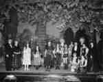 Actors on Stage, Ontario Hospital, c.1922