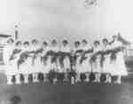 School of Nursing Graduates at Ontario Hospital Whitby, 1928
