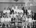 Ontario Hospital Badminton Club, 1948