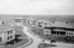 Cottages from the Roof of Recreation Hall, Ontario Hospital Whitby, c.1920