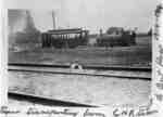 Train to Ontario Hospital Whitby, c.1916