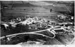 Aerial View of Ontario Hospital Whitby, 1920