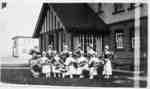 Nurses, Ontario Hospital Whitby, 1924