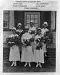 Graduating Students, Ontario Hospital School of Nursing, June 15, 1921