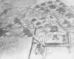 Aerial View of Ontario Hospital Whitby, 1929