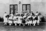Nursing School Graduation, Ontario Hospital Whitby, c.1920