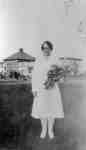 Pearl Sharpe at the Ontario Hospital, June 22, 1927